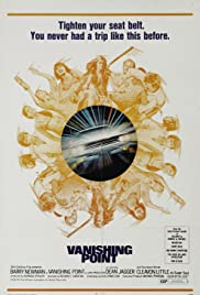 Vanishing Point (1971) Poster - Movie Forum, Cast, Reviews