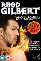 Image of Rhod Gilbert: The Man with the Flaming Battenberg Tattoo