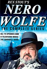 Nero Wolfe Poster - TV Show Forum, Cast, Reviews