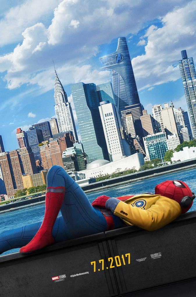 Spider man Homecoming 2017 Hindi Dubbed