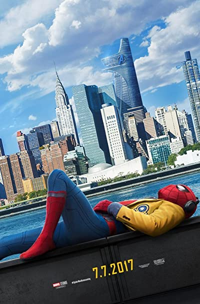 Watch Spider-Man: Homecoming (2017) Online