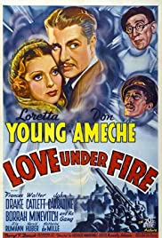 Love Under Fire Poster