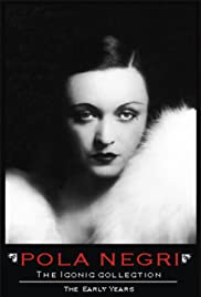 Pola Negri: The Iconic Collection Poster