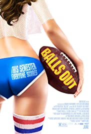 Balls Out (2014) Poster - Movie Forum, Cast, Reviews