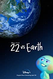 22 vs. Earth (2021) poster