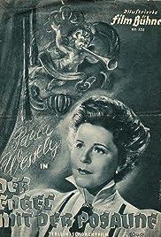 Der Engel mit der Posaune Poster