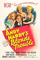Image of Andy Hardy's Blonde Trouble
