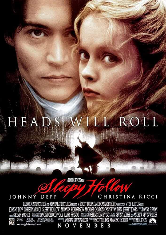 Sleepy Hollow 1999 Hindi Dual Audio 720p BluRay full movie watch online freee download at movies365.ws