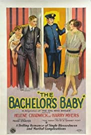 The Bachelor's Baby Poster