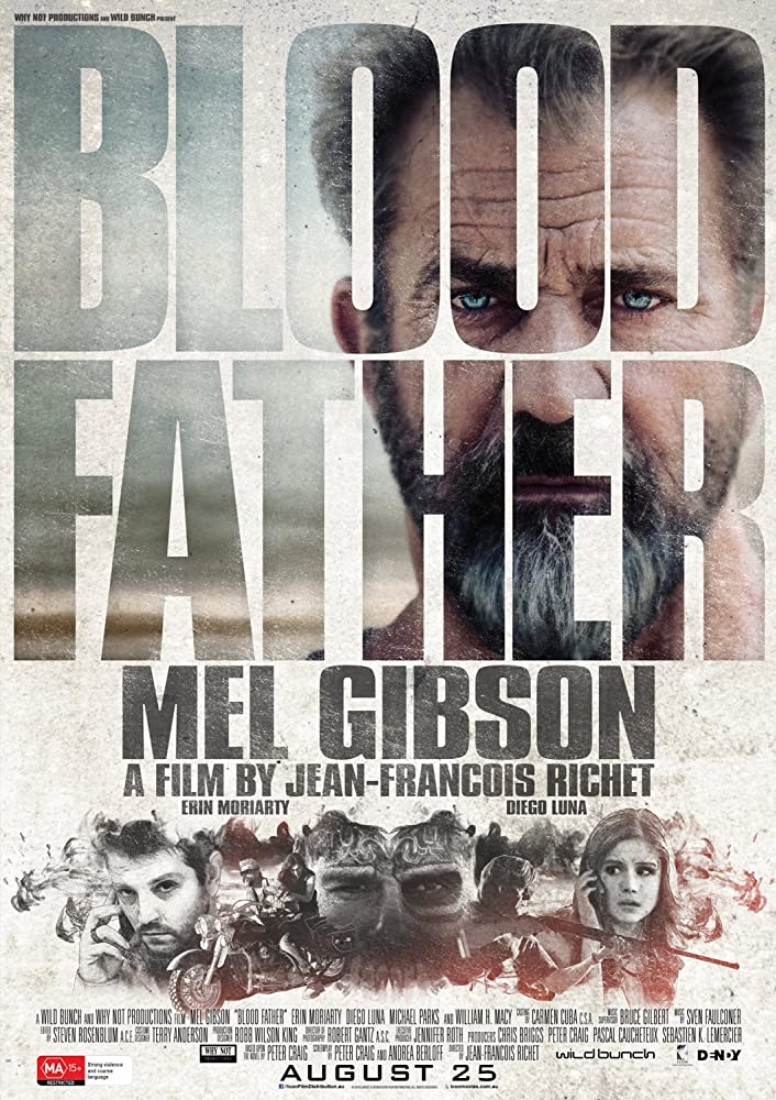 Blood Father 2016 720p BRRip English Online Download