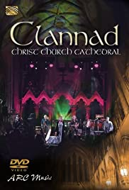 Clannad Live at Christ Church Cathedral, Dublin Poster
