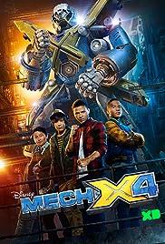 Mech-X4 Poster - TV Show Forum, Cast, Reviews