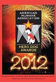 2012 Hero Dog Awards Poster
