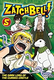Zatch Bell! Poster - TV Show Forum, Cast, Reviews