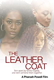 The Leather Coat Poster
