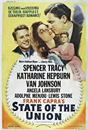 State of the Union (1948) Poster - Movie Forum, Cast, Reviews