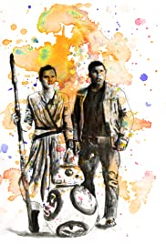 The Scavenger & the Stormtrooper: A Conversation with Daisy Ridley and John Boyega Poster
