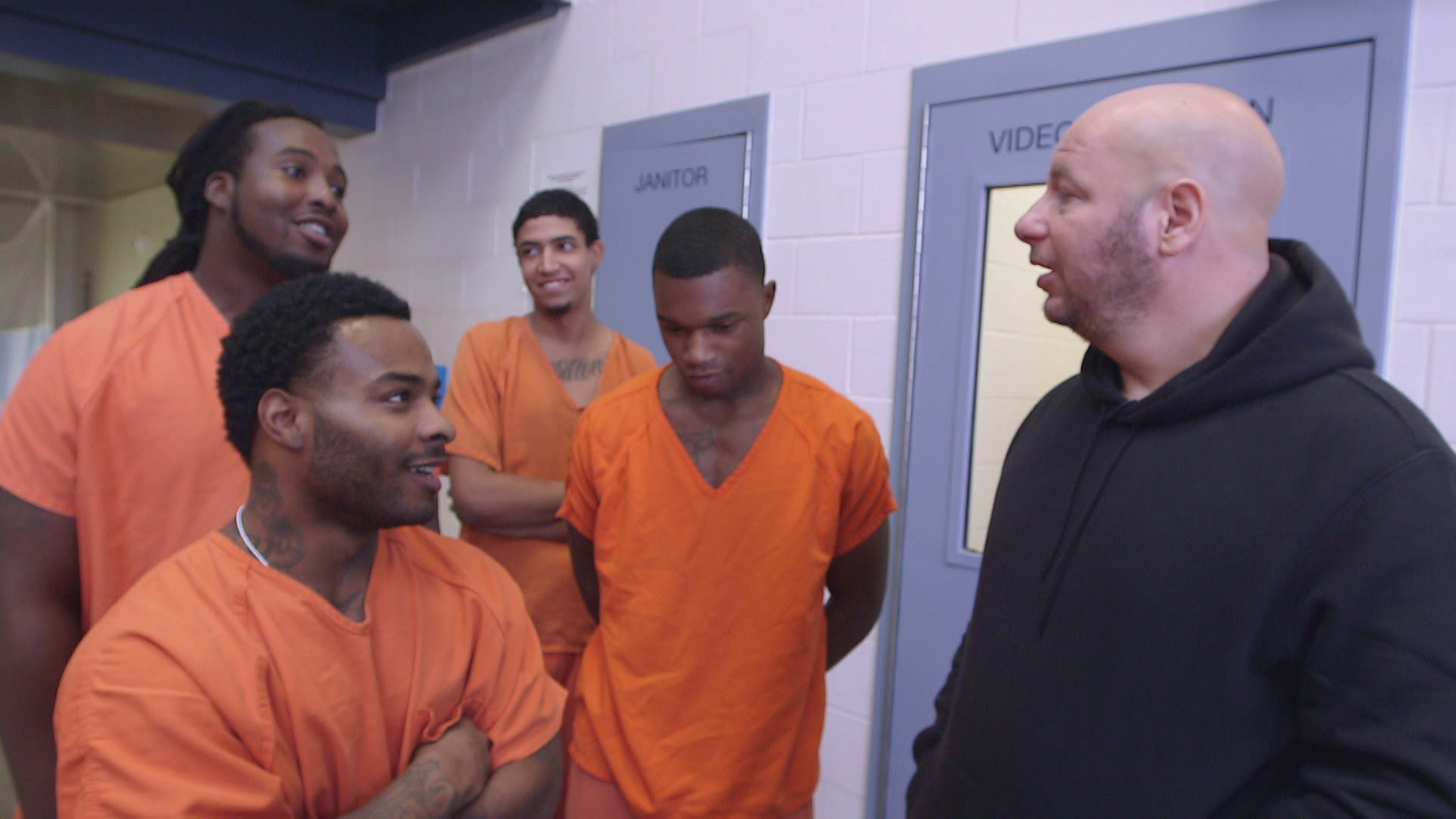 image Jeff Ross Roasts Criminals: Live at Brazos County Jail (2015) (TV) Watch Full Movie Free Online
