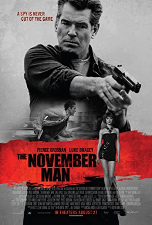 The November Man (2014) (Hindi) Download on Vidmate