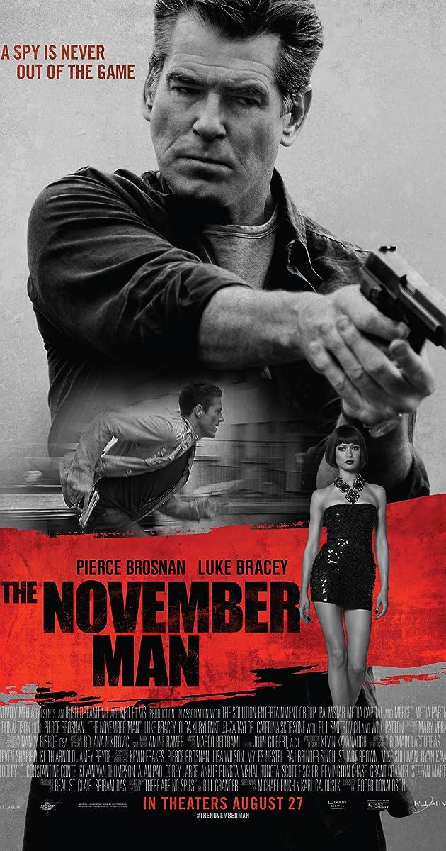 The November Man 2014 BRRip
