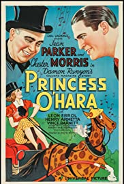 Princess O'Hara Poster