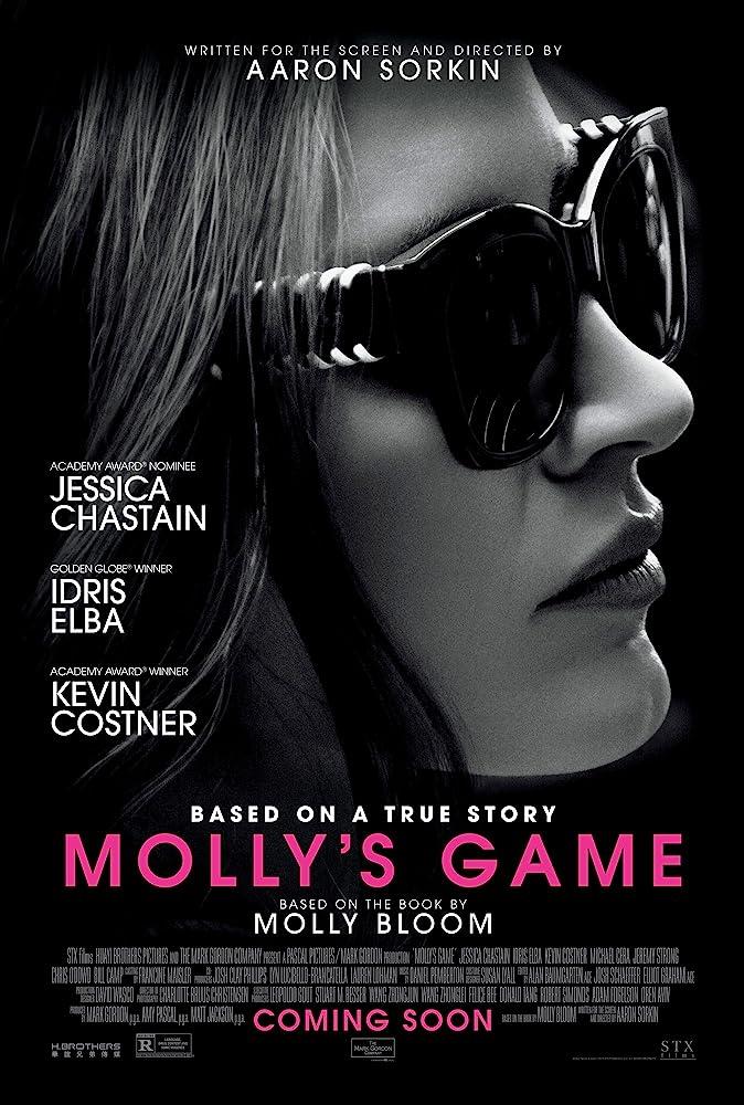 فيلم Molly's Game 2017 HDCam مترجم