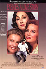 Enemies: A Love Story (1989) Poster - Movie Forum, Cast, Reviews