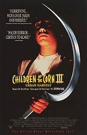 Children of the Corn III: Urban Harvest (1995) poster