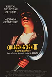 Children of the Corn III: Urban Harvest Poster