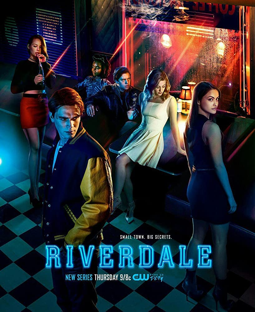 riverdale chat This riverdale review contains spoilers riverdale season 2 episode 3 bottom line: this was an excellent episode that had character development aplenty and some genuinely unsettling moments.