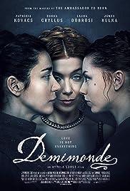 Félvilág (Demimonde) (2015) online