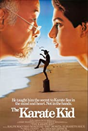 Karate Kid Ralph Macchio Crane The Karate Kid (1984) ...