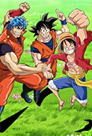 Toriko x One Piece x Dragon Ball Z Especial