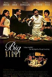 Big Night(1996) Poster - Movie Forum, Cast, Reviews