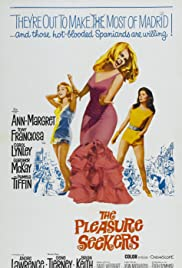The Pleasure Seekers Poster