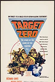 Target Zero (1955) Poster - Movie Forum, Cast, Reviews