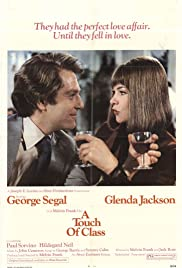 A Touch of Class(1973) Poster - Movie Forum, Cast, Reviews