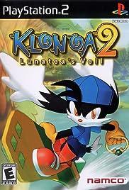 Klonoa 2: Lunatea's Veil Poster