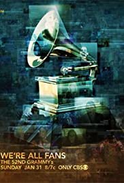 The 52nd Annual Grammy Awards Poster