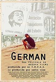 Germán Poster