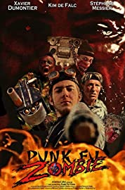 Punk-Fu Zombie poster