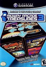 Midway Arcade Treasures 3 Poster