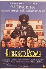Albergo Roma Poster