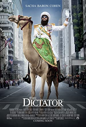 The Dictator (English)