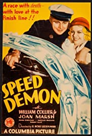 Speed Demon Poster