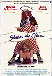 Shakes the Clown Poster