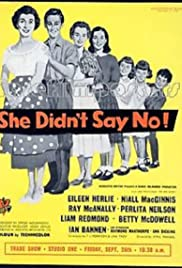She Didn't Say No! Poster