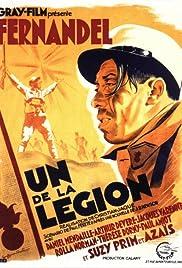 Un de la légion Poster