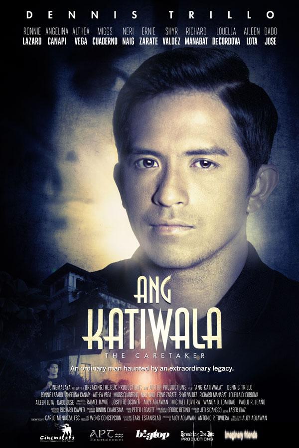 Ang katiwala (2012)