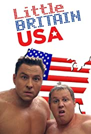Little Britain USA Poster - TV Show Forum, Cast, Reviews